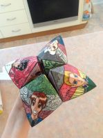 Hetalia Thingamajig / fortune teller  for sale by EstorianTheCat