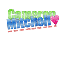Cameron Mitchell texto Png by MiliGleek