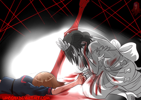 Don't Lose your way Ryuko-Chan by Limbonix