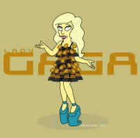 Eau De GaGa by Ulla-Andy