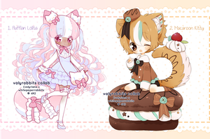 [ON HOLD] Collab Babus with Senpai Rabbits by Valyriana