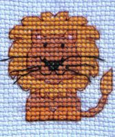 Liam the Lion by stardancer1
