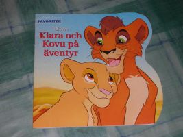 Kovu and Kiara storybook by rarsa