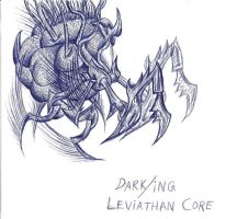 Designs - Dark Leviathan Core by KiHunter
