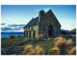 Church Of The Good Shepherd by CartwAalbiel