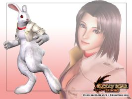 Bloody Roar Extreme - Alice by GreatSaiyaKirby