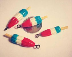 Bomb Pop Charm by kaylamckay