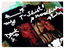 My Loves: Yaoi T-shirt by YoukoYoru