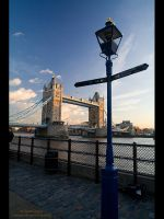 Tower Bridge II by GMCPhotographics