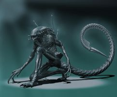 Predalien by Vehemel