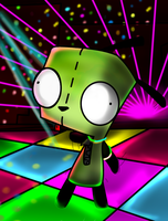 Disco Gir by Dr-Platinum
