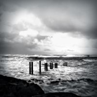 March into the Sea by limnides