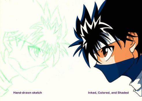 Hiei part 2 by Whatsome