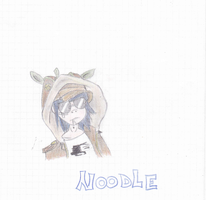 noodLe from gorillaz by wispered