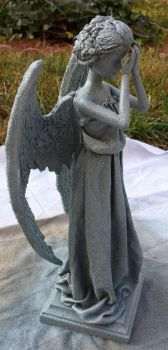 Weeping Angel 2 by Izzyism