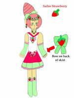 FSM Sailor Strawberry by jlj16