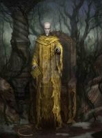 the king in yellow by GreenViggen