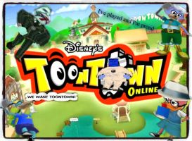 Toontown wallpaper!!!!!! by Official-Fallblossom