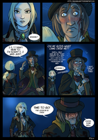 .Not So Unaware. Bloodborne 4-4. by MalakiaLaGatta