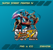 Super Street Fighter IV by Dohc-WP