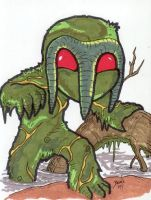 Chibi-Man Thing. by hedbonstudios