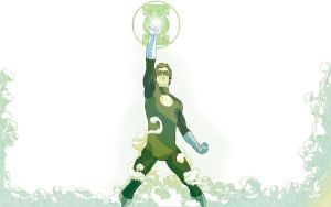 Green Lantern -Out of the Mist by AvengersAssemble