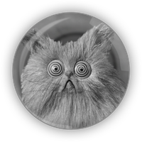Mr. Whiskers can hypnotize you... by Weird--Girl