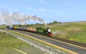 Fast goods to Ffarquhar by MarcoE424