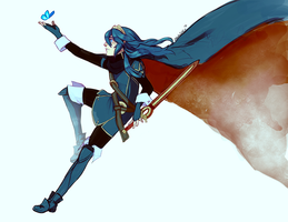 Lucina by BloodnSpice