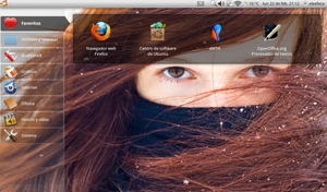 My UNR Desktop by eleefece