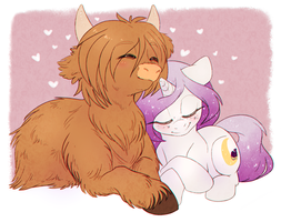 commission for Chibi-pets by Vampirenok
