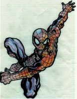 Spider-man by rorschach-mentality
