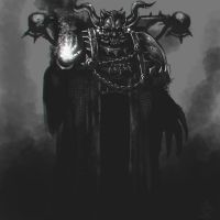 Undivided Sorcerer by OEVRLORD