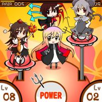 "Flash Game ""Touhou Balance"" by sora-amaori"