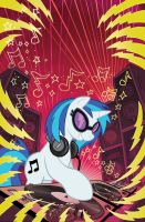 My Little Pony #2 Hot Topic Variant by TonyFleecs