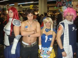 Fairy Tail by claudia1542