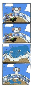 Zoro can get lost... by mitzykinz