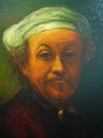 Rembrandt (2) by Norrad