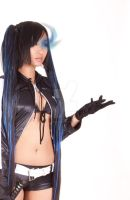 Black Rock Shooter 01 by SephiliaSin