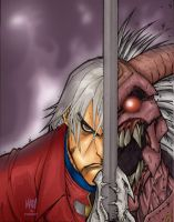 Devil May Cry - PSM Cover by AKADoom