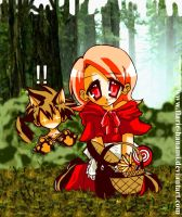 Little Red Riding Hood by Flarie-hanami
