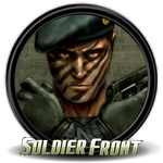 Soldier Front Icon by Komic-Graphics