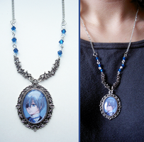Kuro Ciel Necklace by nati-chan2