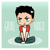 Grounded! by twigfigs