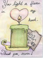 Flame in my heart- to Mom by nikki-nova-909