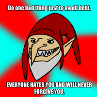 ADVICE GNOME SAYS: by ARTic-Weather