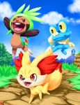 New Adventure in X and Y by Ninja-Jamal