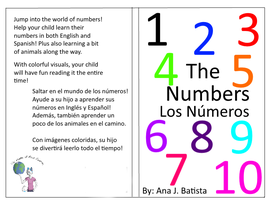 The Numbers ~ Los Numeros by liongirl2289