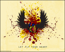 Let Fly Your Heart by AstarotHArt