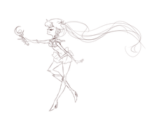 Sailor Moon WIP by jojo263
